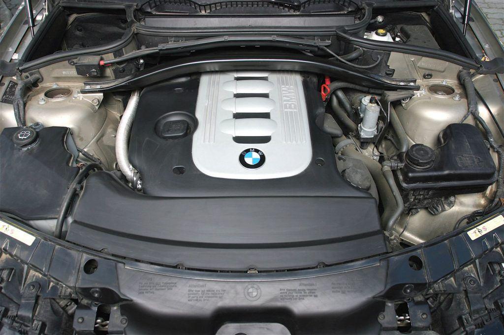 BMW X3 E83 FL xDrive35d 3.0d R6 286KM 6AT WI2810F 06-2007