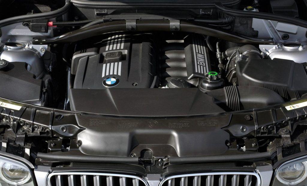 BMW X3 E83 06