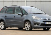 CITROEN Grand C4 Picasso I FL Exclusive 2.0HDi 150KM 6MT WW3312P 02-2011