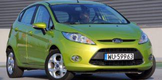 FORD Fiesta VI 1.6 Ti-VCT 120KM 5MT WU59963 10-2008