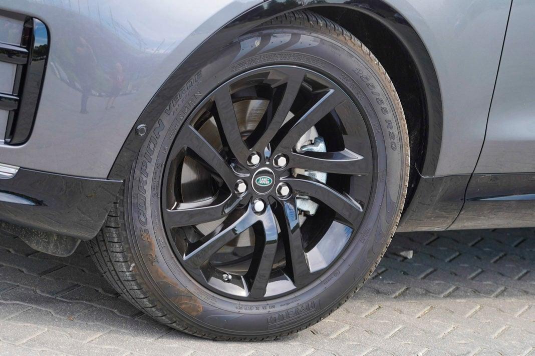 Land Rover Discovery - koło