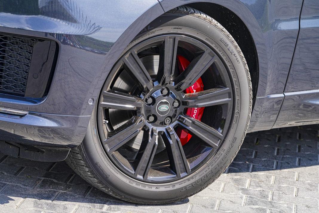 Range Rover Sport - koło