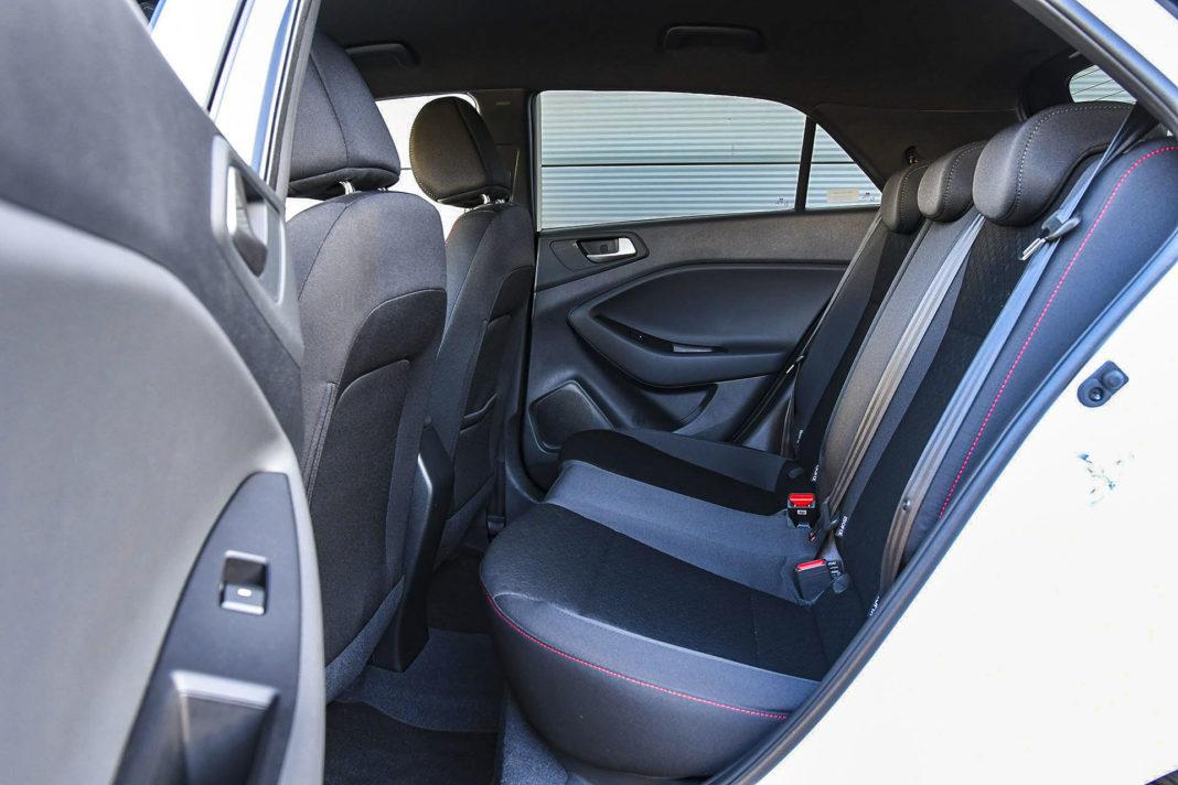 Hyundai i20 - kanapa
