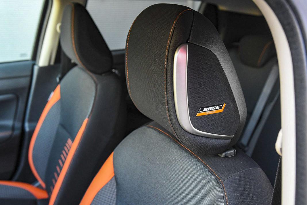 Nissan Micra - audio Bose
