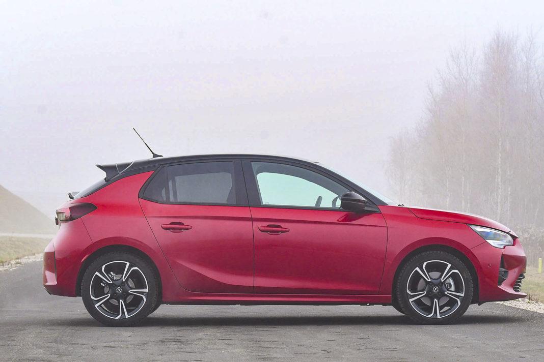 Opel Corsa - bok
