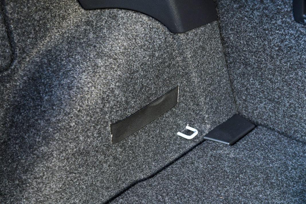 Seat Ibiza - bagażnik