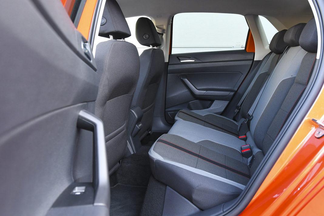 Volkswagen Polo - kanapa