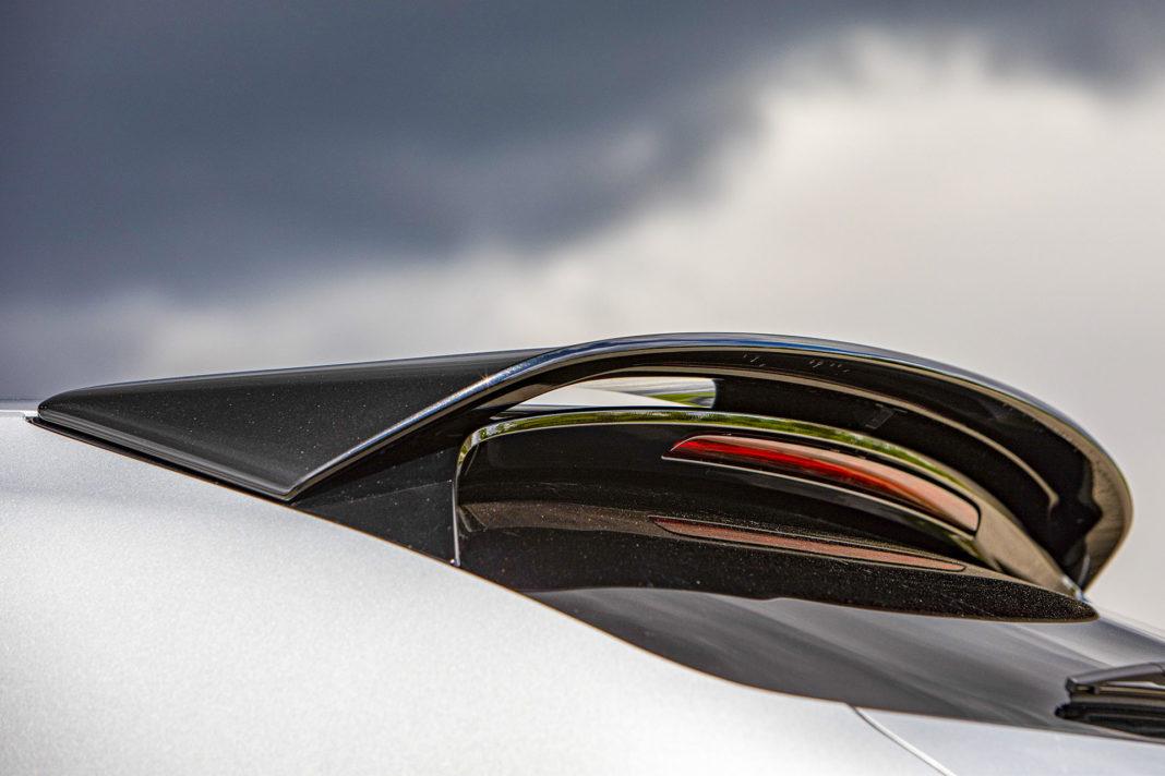 Mazda 3 - spojler