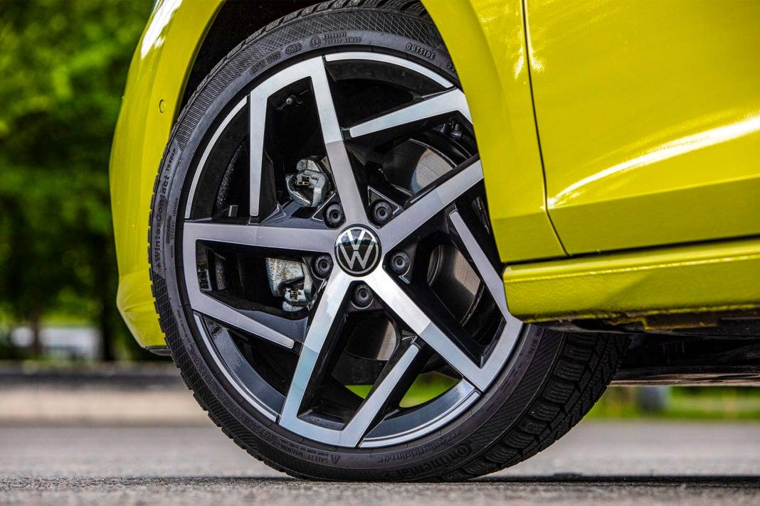 Volkswagen Golf - koło