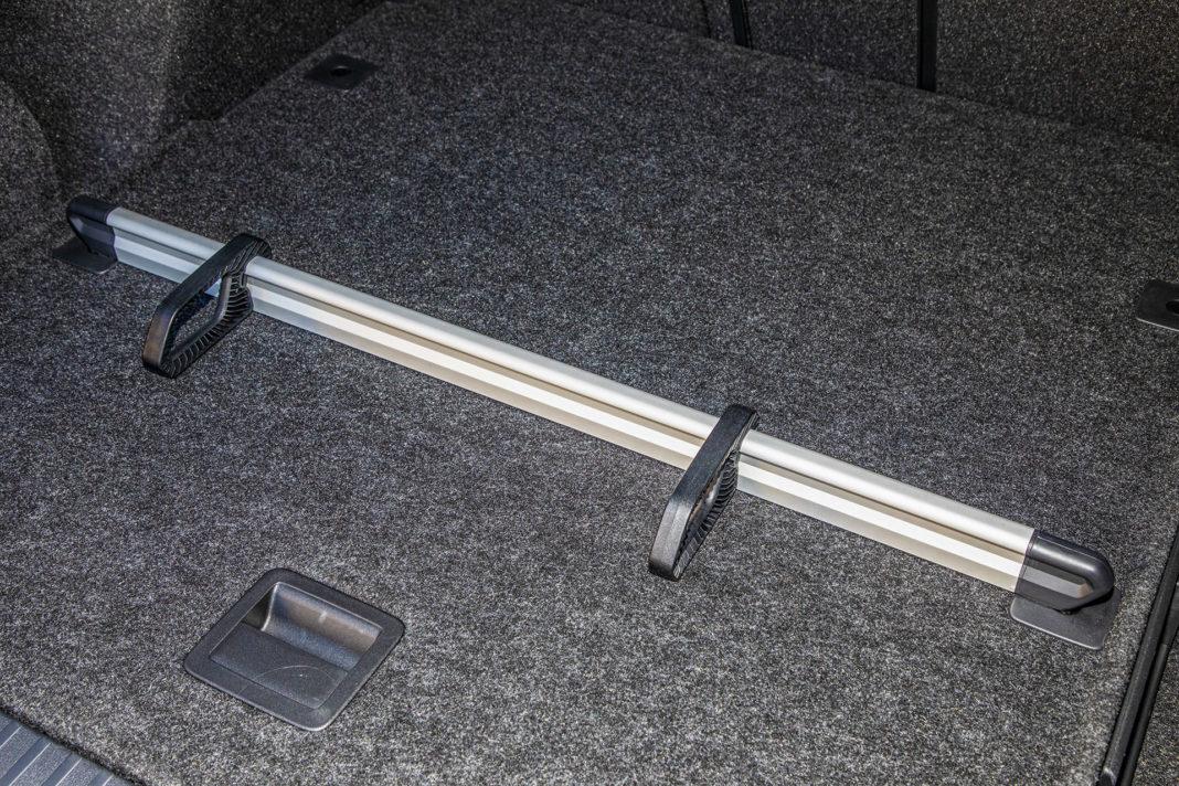 Skoda Octavia IV Combi 1.5 TSI Style test – bagażnik
