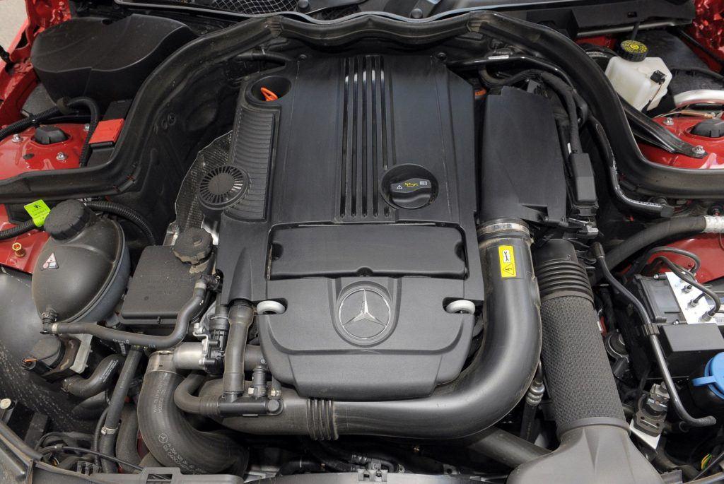 Mercedes klasy C W204 01