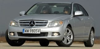 Mercedes klasy C W204 03