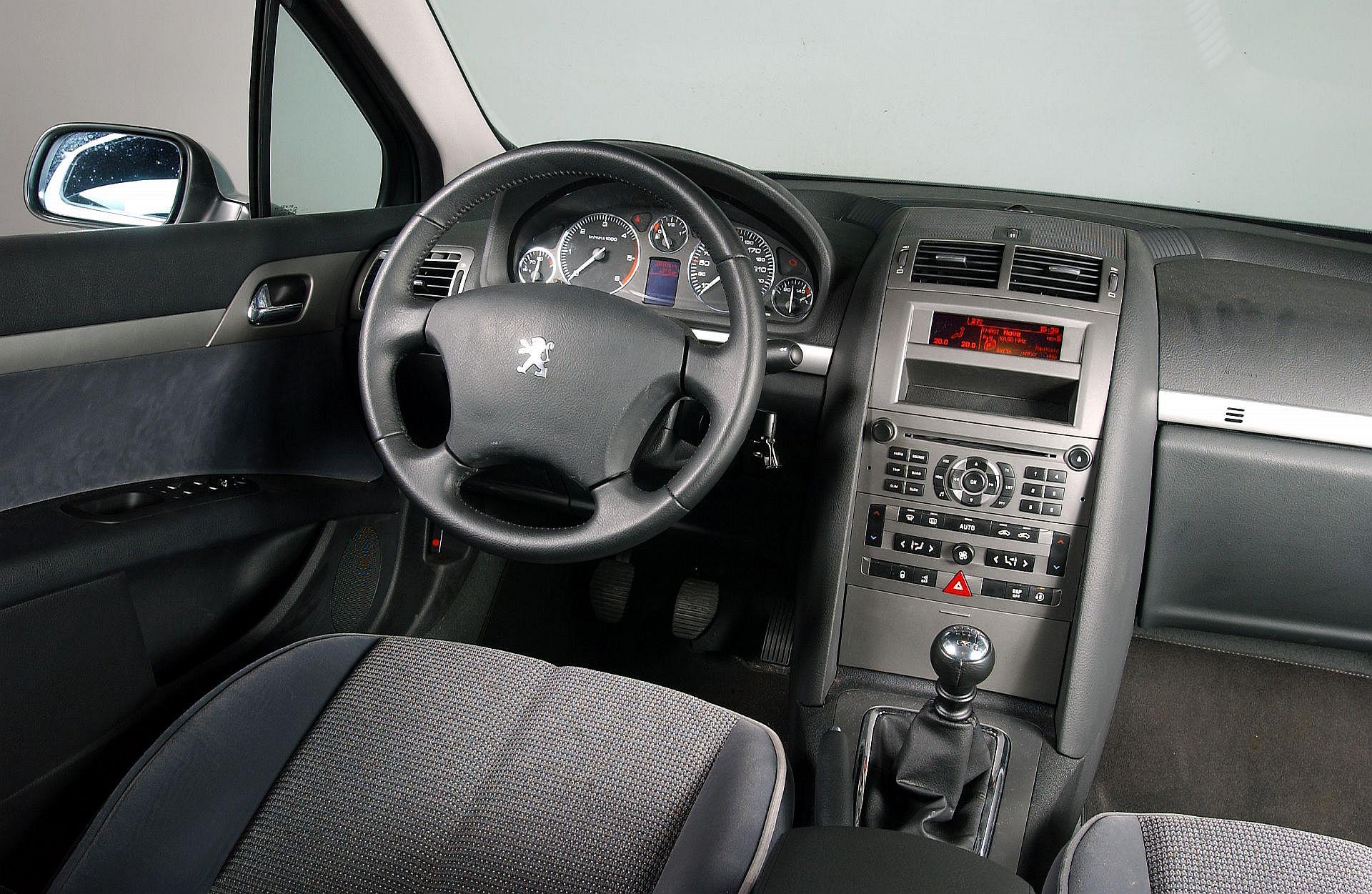Uzywany Peugeot 407 2004 2010 Opinie Dane Techniczne Usterki