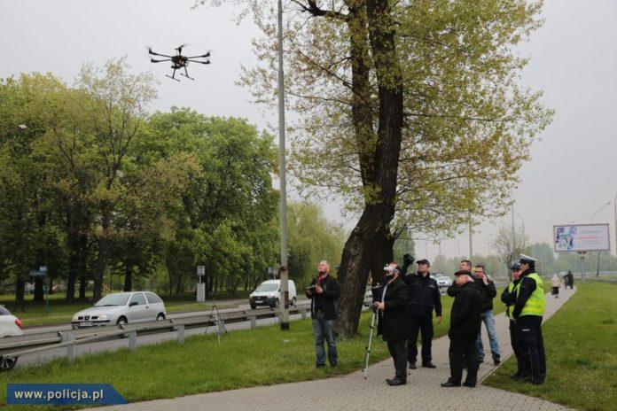 Policyjny dron