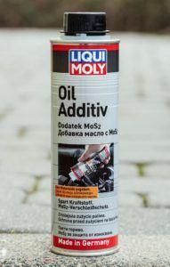 Preparat ograniczający spalanie oleju 01