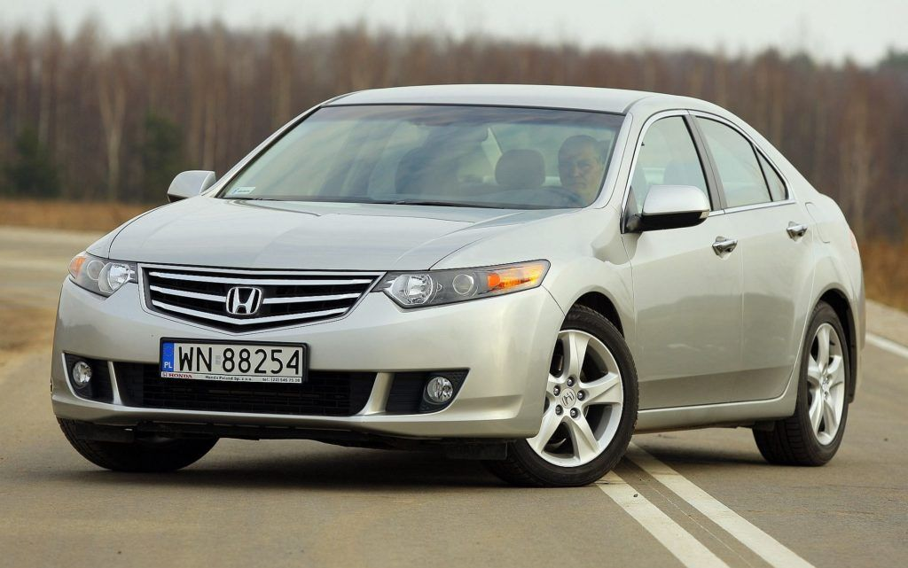 HONDA Accord VIII 2.0 i-VTEC 156KM 6MT WN88254 03-2009