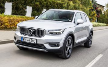 VOLVO XC40 T5 Inscription 2.0T 247KM 8AT Geartronic AWD WN6958L 10-2019