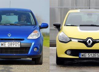 Używane Renault Clio III i Renault Clio IV - którą generację wybrać?