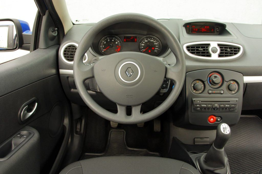 RENAULT Clio III FL 1.2 16V 75KM 5MT WE0890S 08-2009