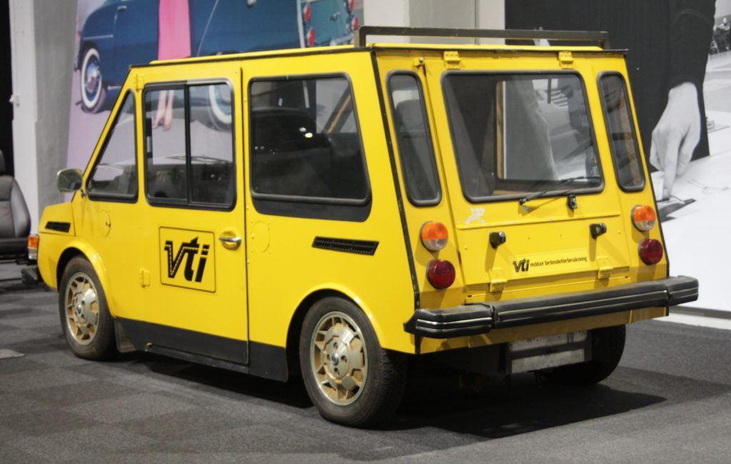 Saab - dostawczy pocztowy