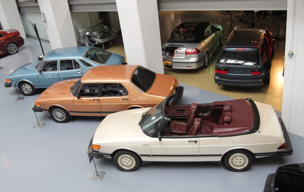 Saab - kabriolet