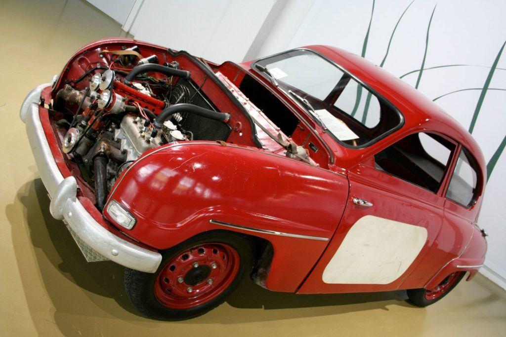 Saab 93 Monstret