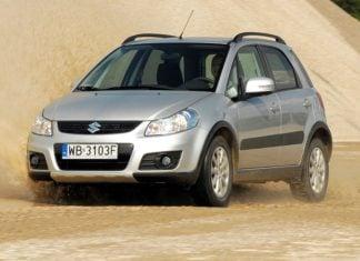 Używane Suzuki SX4/Fiat Sedici (2006-2014) - opinie, dane techniczne, typowe usterki