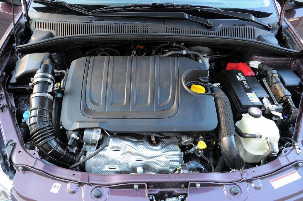 FIAT Sedici I FL Emotion 2.0MultiJet 135KM 6MT 4x4 SB9259J 12-2012