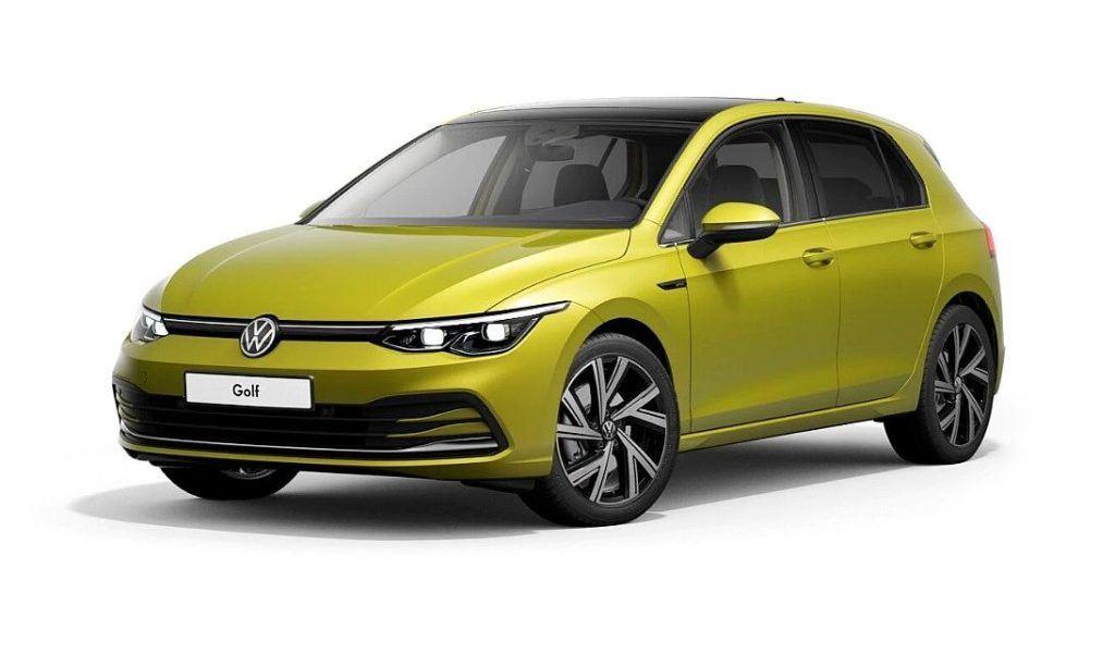 Volkswagen Golf VIII bogactwo