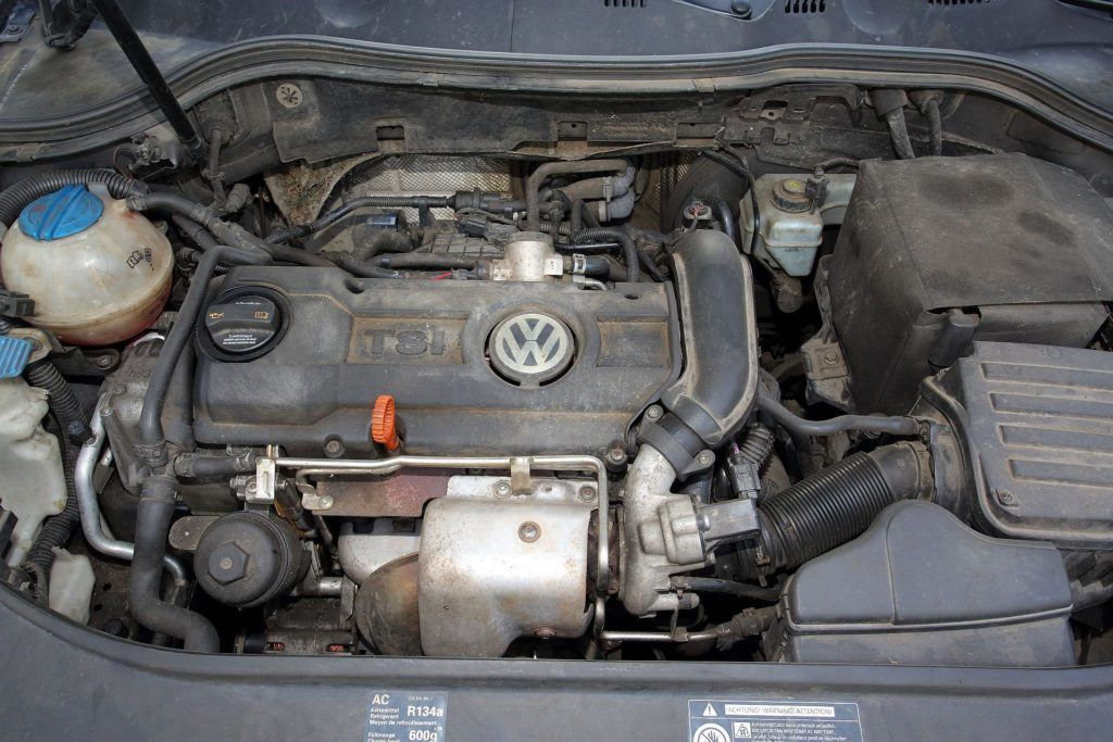 Volkswagen Passat B6 B7 13