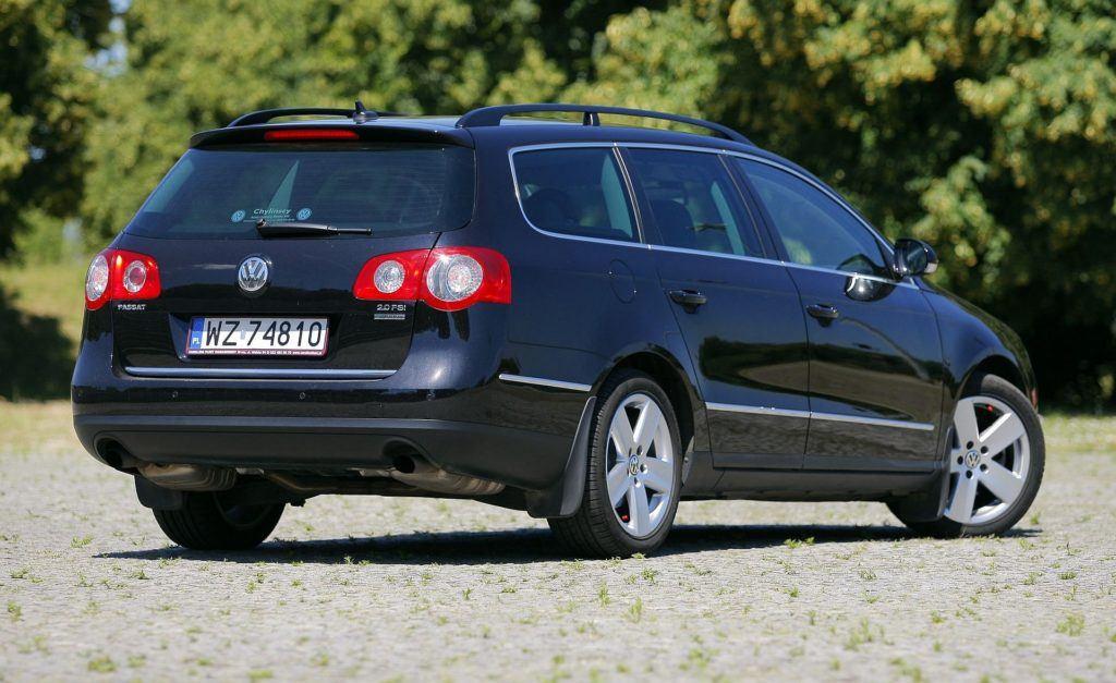 Volkswagen Passat B6 B7 17