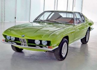 Czy wiedziałeś, że BMW zbudowało coupe z włoskim nadwoziem?