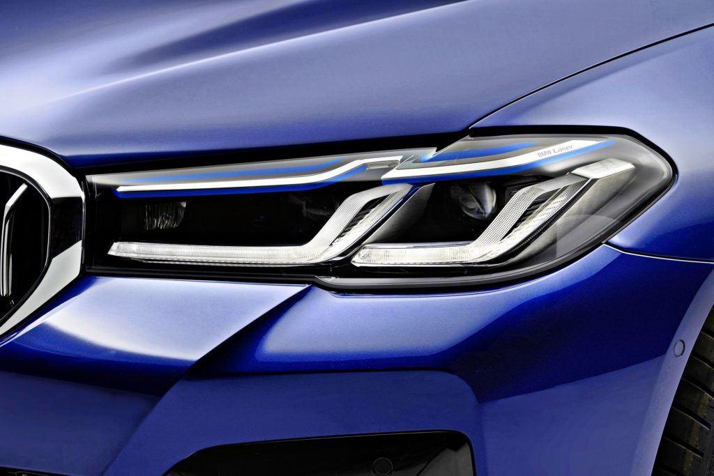 BMW serii 5 FL (2020)