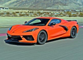 Nietypowe rozwiązanie w nowej Corvette. Pytanie: po co?