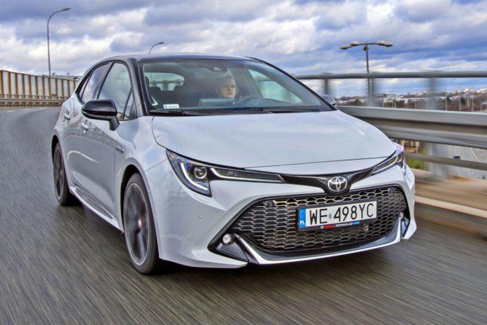 Toyota Corolla Hybrid GR Sport 2.0 Dynamic Force