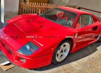 Nowe fakty w sprawie Ferrari F40 irackiego dyktatora