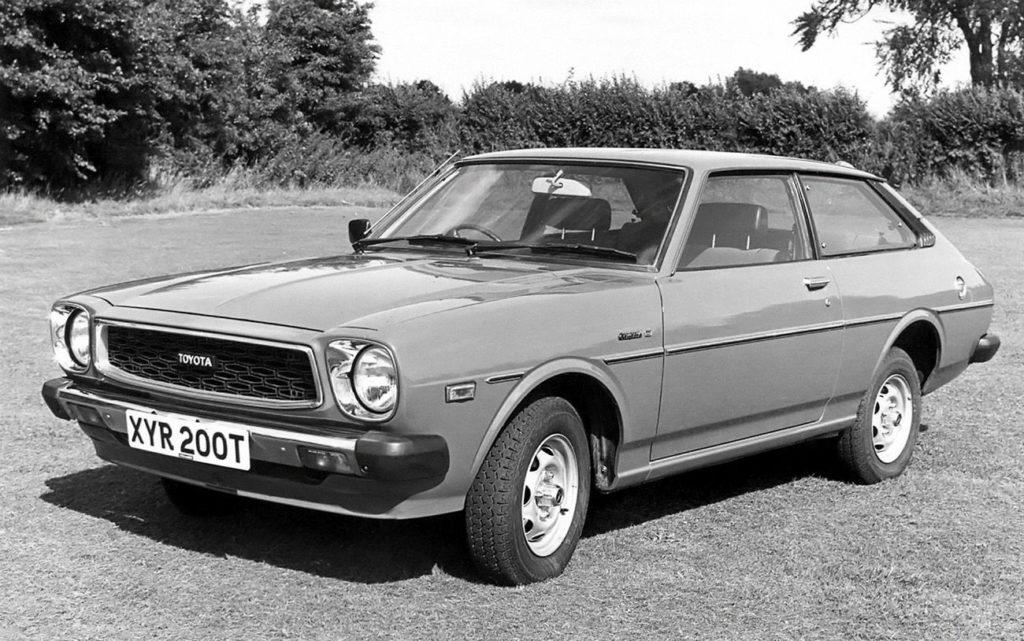 Richard Hammond - Toyota Corolla Liftback