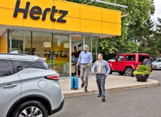 Sieć wypożyczalni Hertz ofiarą koronawirusa. Gigant branży bankrutuje