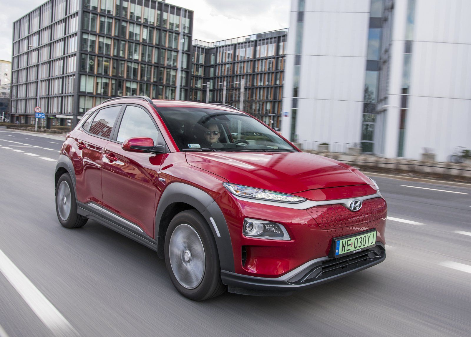 hyundai kona electric 64 kwh test 2020