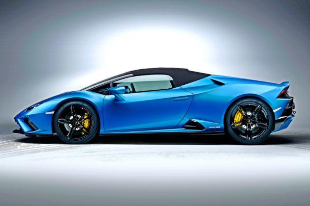 Lamborghini Huracan EVO RWD Spyder (2020)
