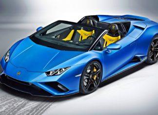 Lamborghini Huracan EVO RWD Spyder – bez dachu i z tylnym napędem