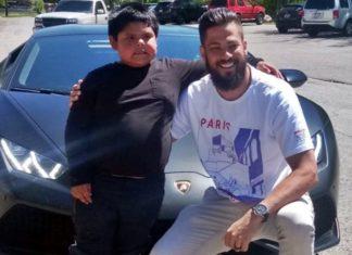 5-latek uciekł z domu, żeby kupić Lamborghini. Jego marzenie się spełniło