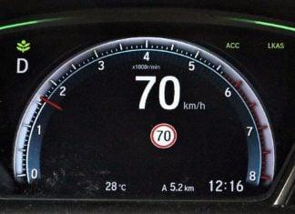 Mandat za jazdę z dozwoloną prędkością? Kiedy jest to możliwe?