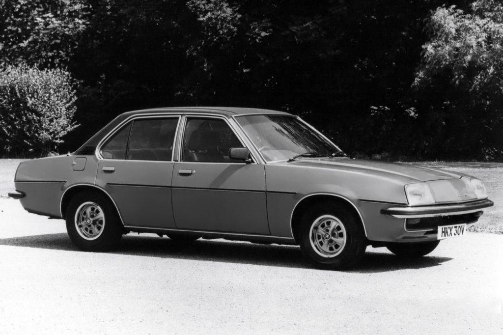 James May - Vauxhall Cavalier