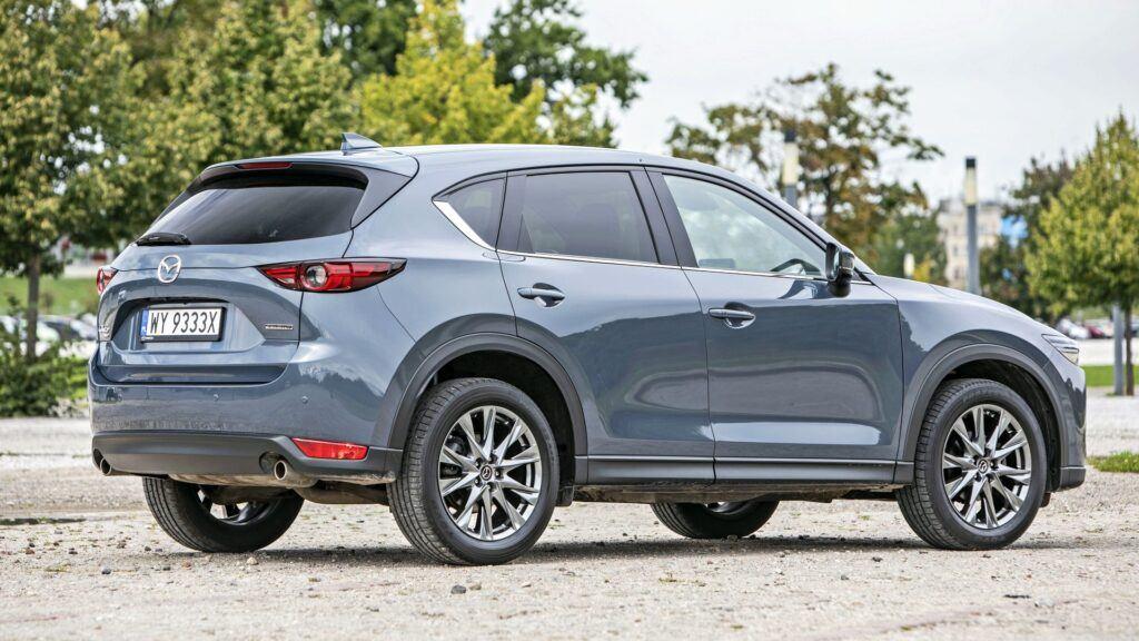 Mazda CX-5 (2020)