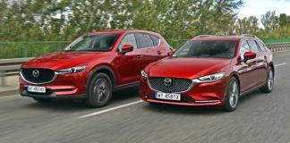 Mazda CX-5 - Mazda 6