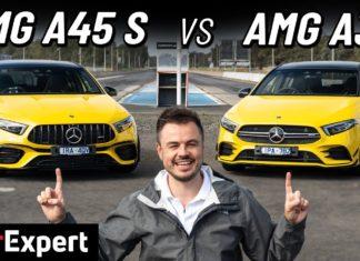 Mercedes-AMG A 35 kontra A 45 S – porównanie
