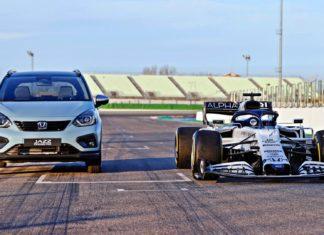 Co łączy nową Hondę Jazz z bolidami Formuły 1?