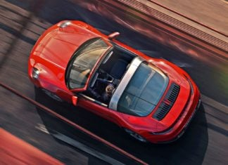 Nowe Porsche 911 Targa zaprezentowane. Nawiązuje do modelu sprzed 55 lat