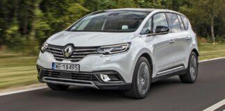 Renault Espace (2021)